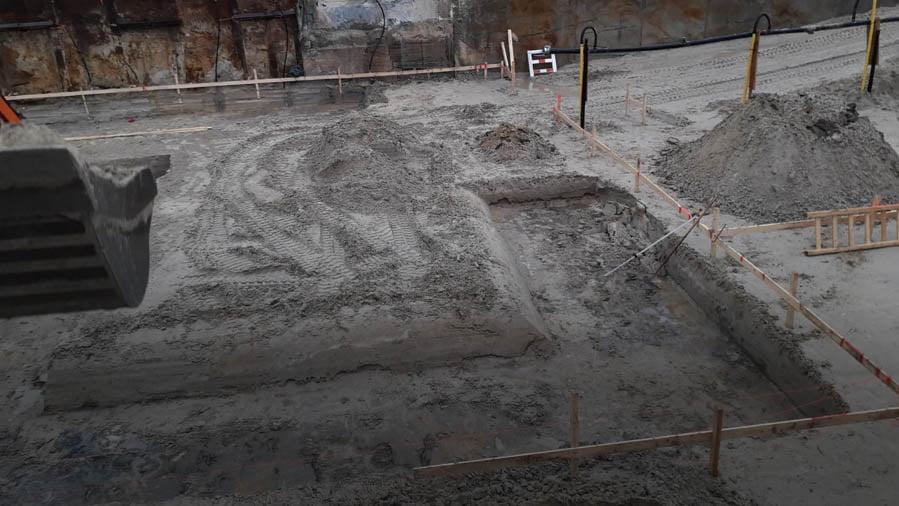 Kelder uitgraven Someren Heide Raijmakers Someren